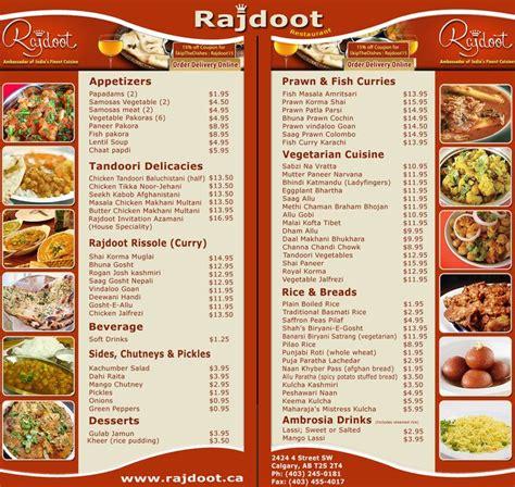 indian cuisine menu 22 best images about indian restaurants in calgary on restaurant indian restaurant