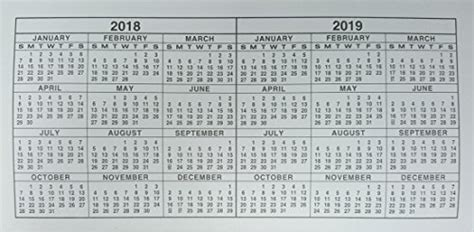 year monthly planner pocket calendar inches fits