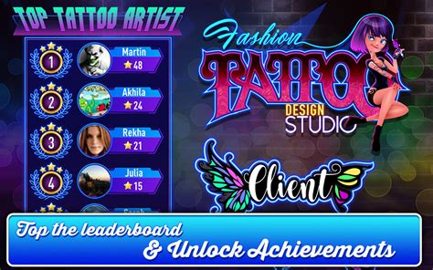 Tattoo Maker Play Free Online Arcade Games At
