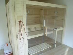 Sauna Mit Glasfront : sauna glasfront als dekoratives element ~ Articles-book.com Haus und Dekorationen