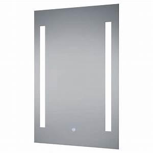 Miroir Avec Lumière Autour : miroir avec bandes de lumi re del rona ~ Melissatoandfro.com Idées de Décoration