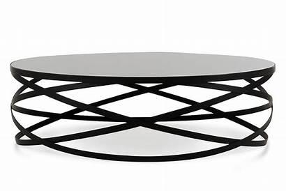 Coffee Table Round Modern Wixon Modrest