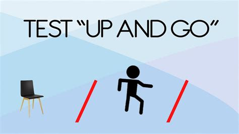 up test le test quot up and go quot