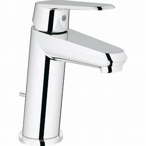 Mitigeur Lave Main Grohe : mitigeur lave mains eurodisc cosmopolitan bricozor ~ Nature-et-papiers.com Idées de Décoration