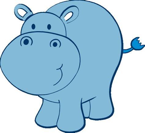 Hippo Clip Hippo Clipart