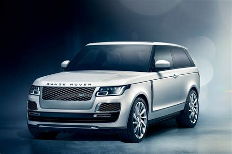 2019 Range Rover Sv Coupe Is All Sport And Not Much