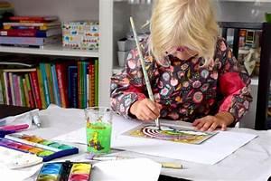 Gemalte Bilder Von Kindern : ein st ckchen sommer familie baby kind und meer ~ Markanthonyermac.com Haus und Dekorationen