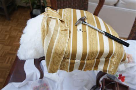 comment refaire l assise d une chaise chaises de salle à manger louis philippe tapissier