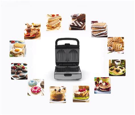 image d ustensiles de cuisine tefal croque gaufre snack collection sw853d12