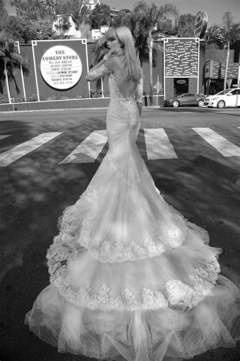 The New Inbal Dror 2014 Wedding Dress Collection Part 2