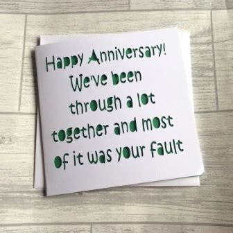 funny anniversary quotes hilarious happy wedding