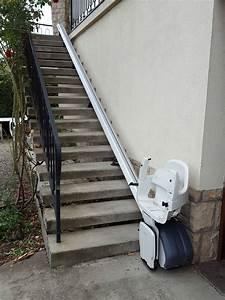 Ascenseur Exterieur Pour Handicapé Prix : professionnel de la chaise monte escalier pour l 39 ext rieur ~ Premium-room.com Idées de Décoration