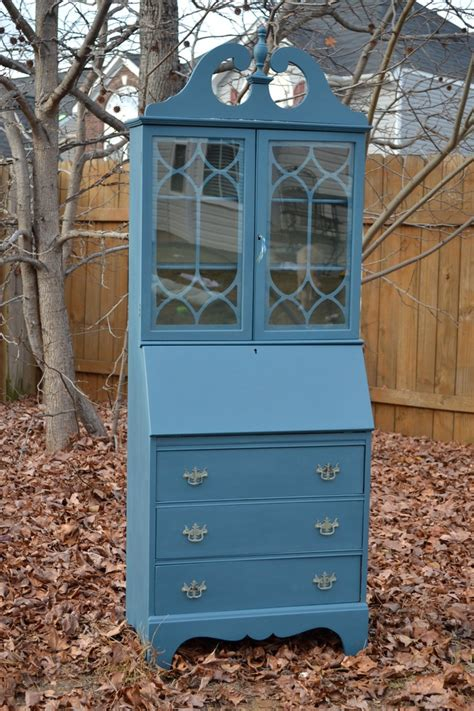old desk with hutch 17 best images about furniture painted cabinets on