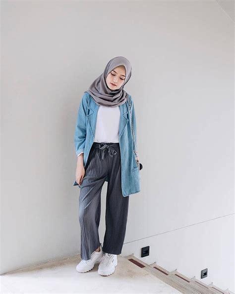 hijab style ootd tutorial hijab terbaru