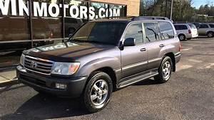 2006 Toyota Land Cruiser