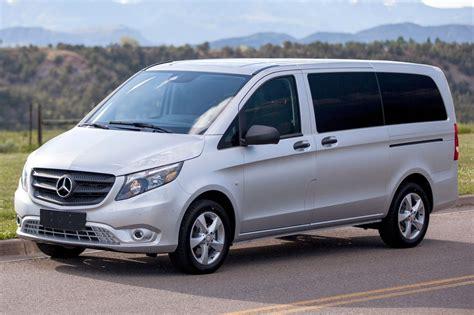 mercedes benz metris minivan pricing  sale edmunds