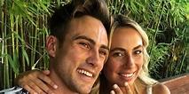 Neighbours star Matt Wilson marries girlfriend Jessica ...