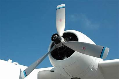 Propeller Airplane Air Plane Aircraft Aviation Wind