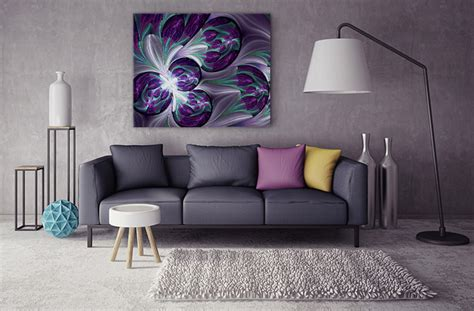Grey And Purple Living Room Pictures by Colour Schemes Wall Art Prints