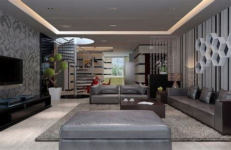 cool home interior designs cool modern interior design living room home interior
