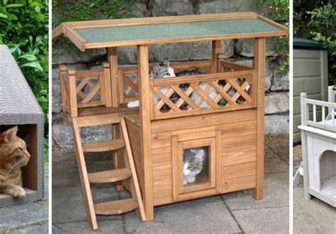 cabane pour chat maison pour chat exterieur hiver ventana