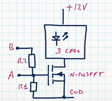 Ringing Mosfets Jeelabs