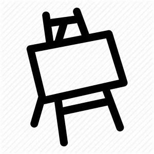 Art, easel icon | Icon search engine