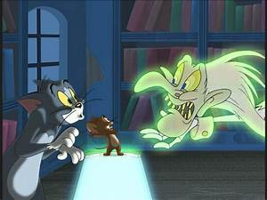 """""""Fraidy Cat"""" Tom and Jerry Tales 