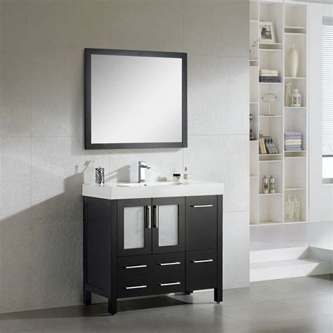 expresso kitchen cabinets 36 quot espresso bathroom vanity antique recreations 3631