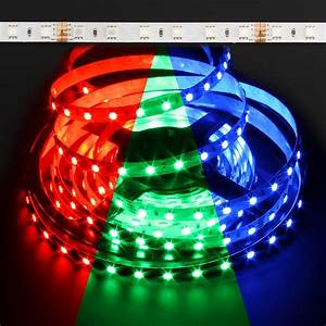 Led Strips Rgb : color changing rgb 5050 72w led strip light ~ Frokenaadalensverden.com Haus und Dekorationen