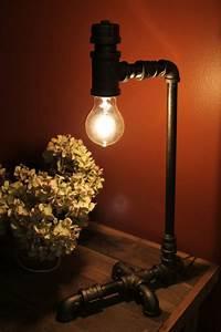 U00c9pingl U00e9 Sur Lampe Tuyaux