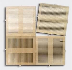 Panneau Isolant Decoratif : panneau acoustique en bois abpano acheter au meilleur prix ~ Premium-room.com Idées de Décoration