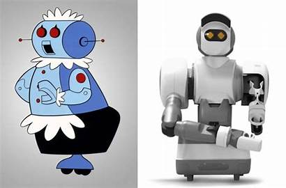 Jetsons Robot Cool Flying Cars Technologies 2062