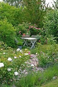 Salon De Jardin Romantique : 12 shabby chic bohemian garden ideas 1001 gardens ~ Dailycaller-alerts.com Idées de Décoration