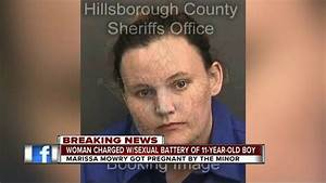 Woman impregnated by 11-year-old gets 14 more charges ...