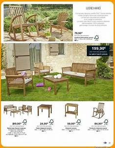 Salon De Jardin Hano Carrefour Collection 2017 Carrefour