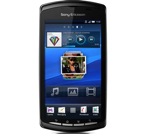 sony ericsson xperia play gets official