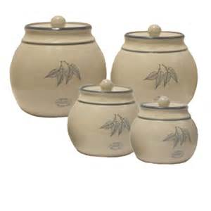 pottery kitchen canister sets beehive cannister set wing stoneware pottery