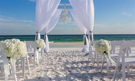 destin beach weddings doctors orders