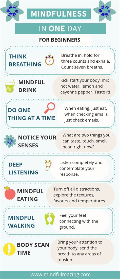10 Easy Steps to Mindfulness - Transform Your Life ...