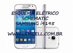 Esquema El U00e9trico Celular Smartphone Samsung Galaxy S4 Mini Gt I9195 Manual De Servi U00e7o