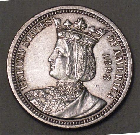 silver quarter isabella columbian expo quarter rare silver commem coin wdee 10 400 00 decatur coin and