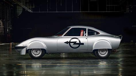 Gt Experience by Opel Gt Faz 50 Anos Automais