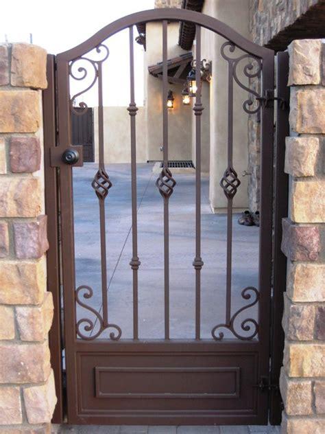 pin  vivian arendt  front walk gate   iron