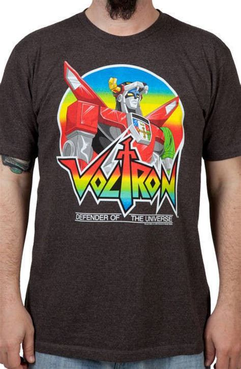 T Shirt 24 24 awesome voltron t shirts teemato