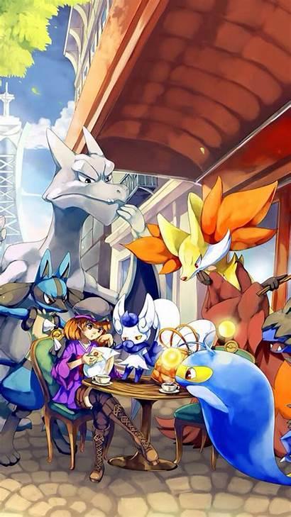 Iphone Wallpapers Pokemon Pokemon
