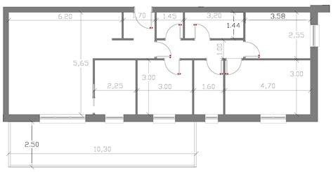 planimetria appartamento  misure