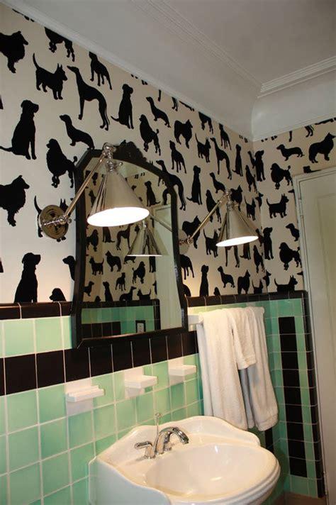 retro green bathroom tile ideas  pictures