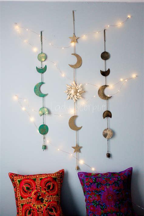 moon phases wall hanging decor wall hanging decor star