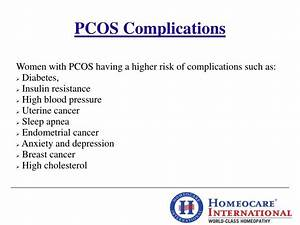 PPT - Homeopathy Treatment for PCOS - Homeocare International PowerPoint Presentation - ID:7260652  Skin Cancer Homeopathy